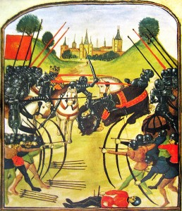 Battle of Tewkesbury 258x300 The Wars of the Roses