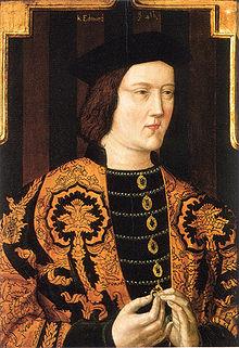 Edward IV Plantagenet The Wars of the Roses