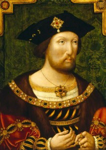 Henry VIII 1520 212x300 Who were the Tudors?