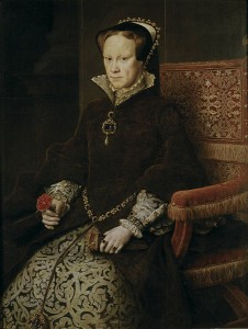 Mary I Dashorst 226x300 Who were the Tudors?