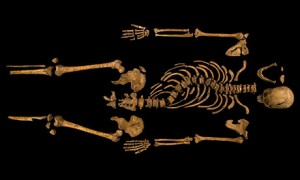 Richard III Skeleton 300x180 The Skeleton is Richard III!